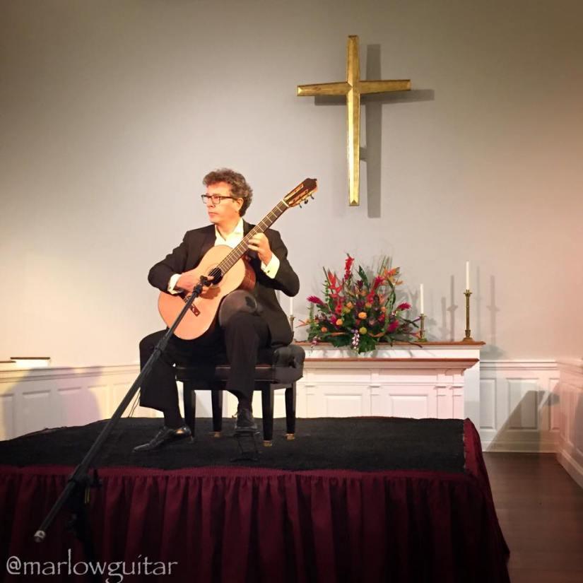 Photos: Classical Guitarist Marco Socias,Spain