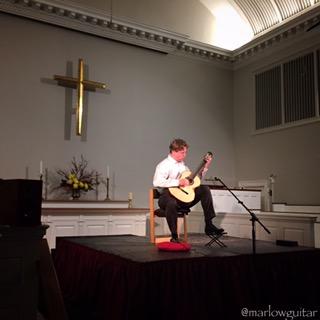 Classical Guitarist Jason Vieaux,USA