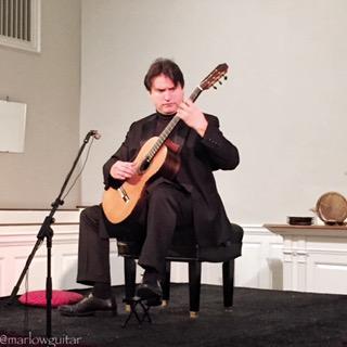 Classical Guitarist Rene Izquierdo,Cuba