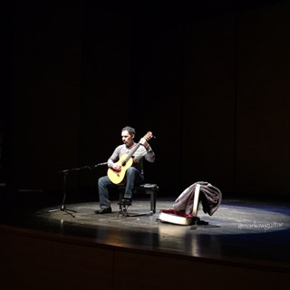 Photo Gallery: Classical Guitarist, Jorge Caballero, PERU